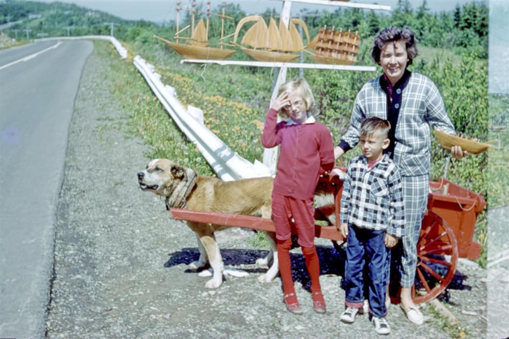 1960 052C 311 1960 J & J Mom Wood Boats (Large)