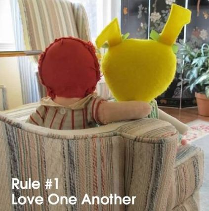 01 Love One Another