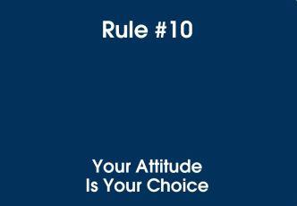 10 Your Attitude Your Choice
